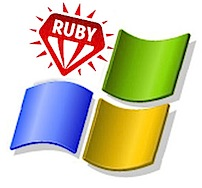 instalacion de ruby y configuracion de windows