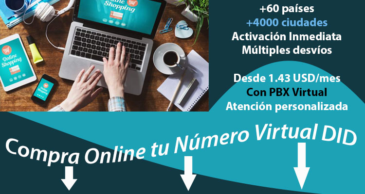 compra online tu numero virtual DID aqui