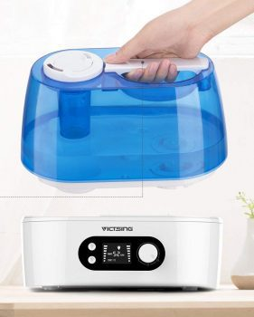 humidificador portable